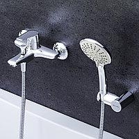 Смеситель для ванны и душа с душевым набором AM.PM F85E15000 Joy