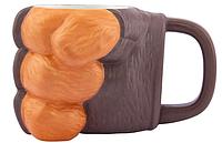 Crash Bandicoot Shaped Mug