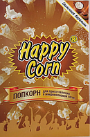 "Попкорн ""Happy Corn"" для СВЧ - со вкусом карамели 100г"