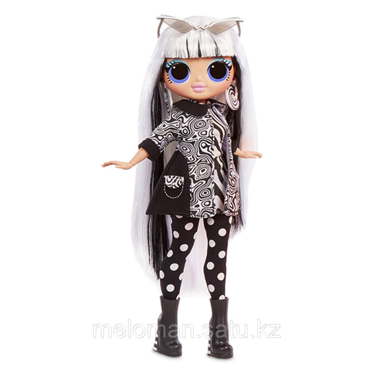 L.O.L.: Кукла OMG серия Неон Groovy Babe - фото 2