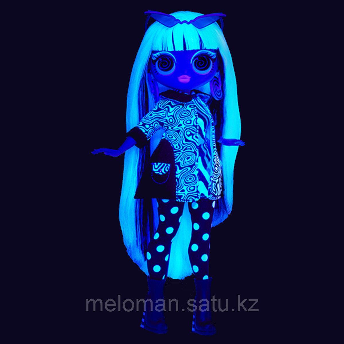 L.O.L.: Кукла OMG серия Неон Groovy Babe - фото 4