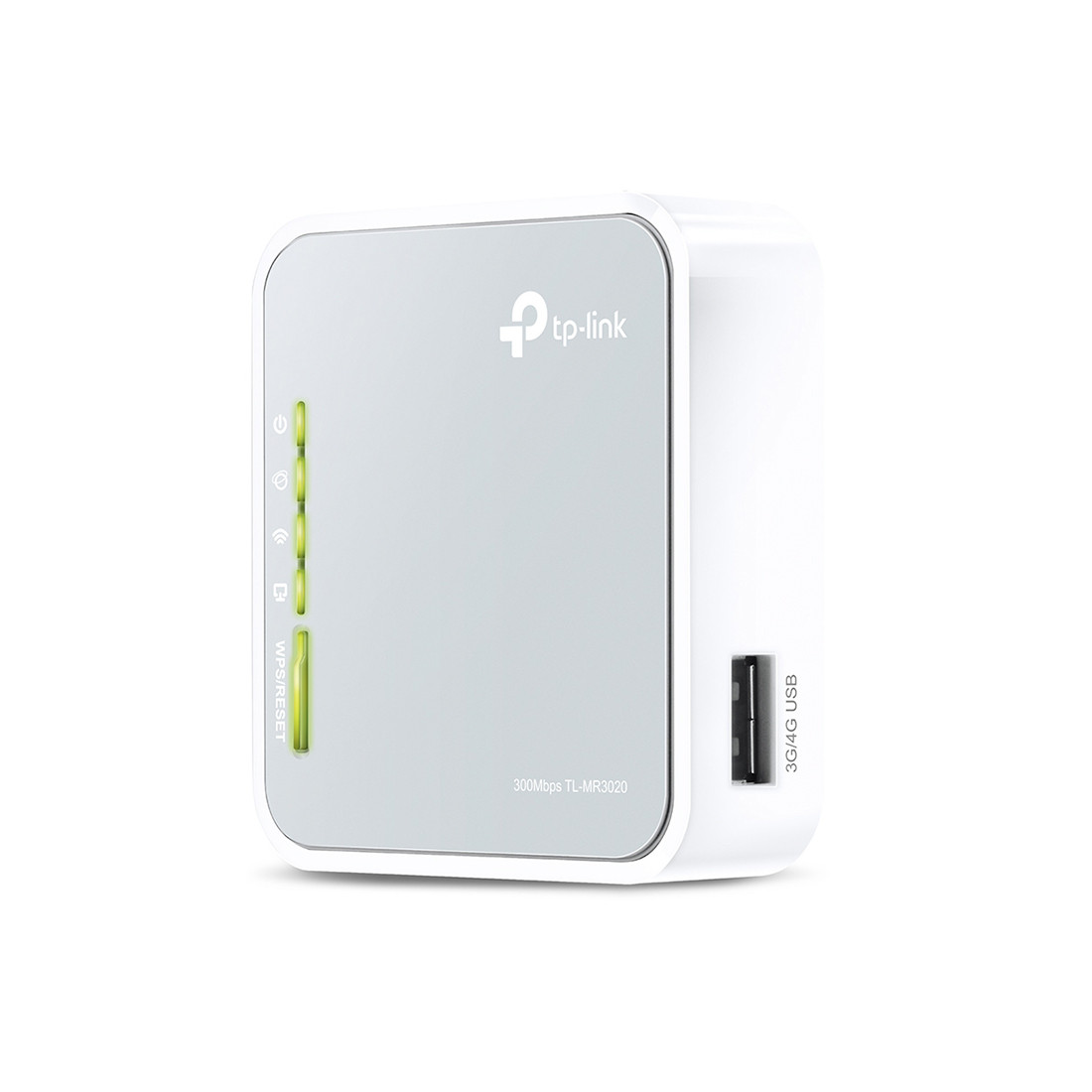Маршрутизатор 3G/4G Портативный TP-Link TL-MR3020