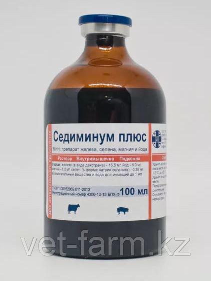 Седиминум плюс 100 мл