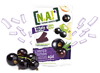 NA Фруктовые полоски, черная смородина и асаи ягода 35г (Бельгия)
