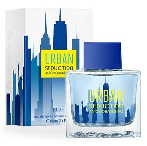 Antonio Banderas Urban Seduction Blue for Men edt 100ml