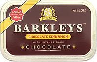 Драже шоколадное Barkleys Chocolate Cinamon 50г