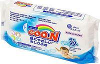 Goon: Салфетки влажные для чувствительной кожи 70шт
