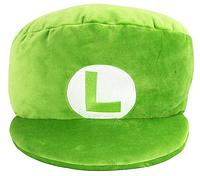 Nintendo Luigi plush 11'' Cap cushion