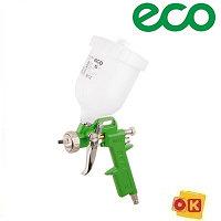 Краскораспылитель 0,6 л сопла 1.5 мм. ECO SG-1000