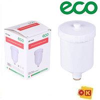 Бачок для краскораспылителя ECO PST-600мл (внутр.резьба М16х1.5)