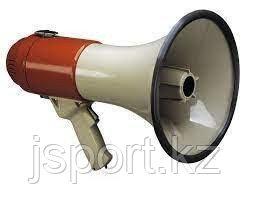 Ручной мегафон рупор громкоговоритель