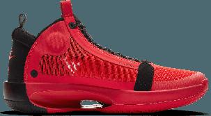 """Баскетбольные кроссовки Air Jordan 34 (XXXIV) """"InfraRed"""" (40-46), фото 2"""