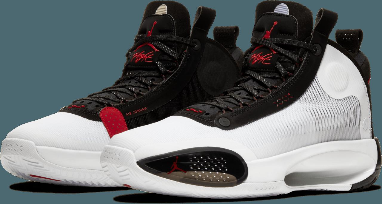 "Баскетбольные кроссовки Air Jordan 34 (XXXIV) ""White"" (40-46)"