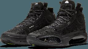Баскетбольные кроссовки Air Jordan 34 (XXXIV)  (40-46)