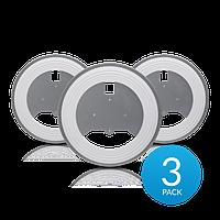 Комплект для утопленного потолочного крепления, 3 шт., Recessed Ceiling Mount 3-Pack