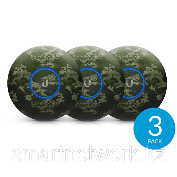 NHD-cover-Camo-3 - Накладки (Камуфляж) для UAP-nanoHD, 3шт./3-Pack (Camo) Design Upgradable Casing for nanoHD