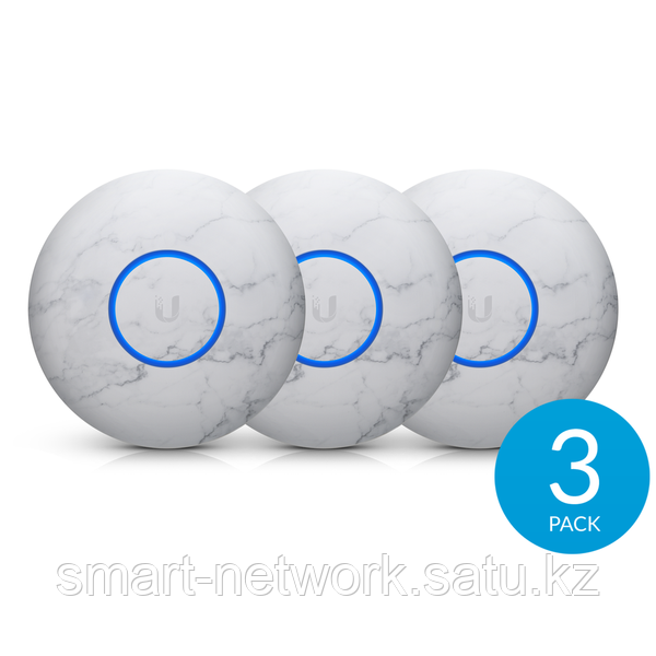 NHD-cover-Marble-3 - Накладки (Мрамор) для UAP-nanoHD, 3шт., 3-Pack (Marble) Design Upgradable Casing for