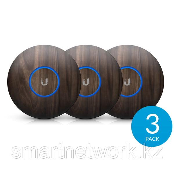 NHD-cover-Wood-3 - Накладки (Дерево) для UAP-nanoHD, 3шт., 3-Pack (Wood) Design Upgradable Casing for nanoHD