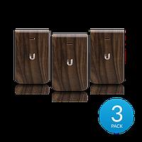 IW-HD-WD-3 - Накладки (Дерево) для IW-HD, 3шт., 3-Pack (Wood) Design Upgradable Casing for IW-HD