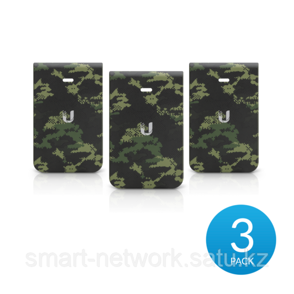 IW-HD-CF-3 - Накладки (Камуфляж) для IW-HD, 3шт., 3-Pack (Camo) Design Upgradable Casing for IW-HD