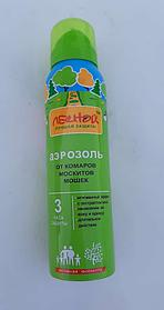 Аэрозоль От комаров москитов и мошек