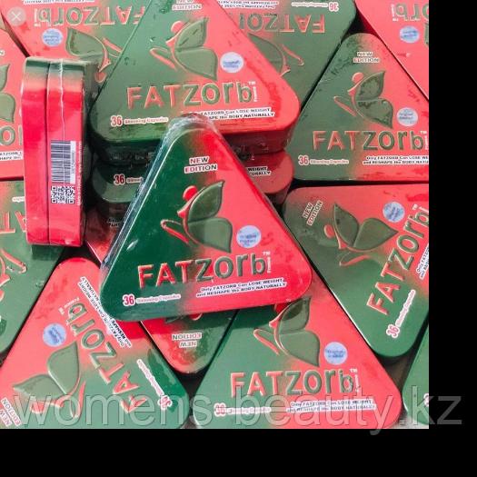Фатзорб - FATZOrb RED для похудения. Оптом