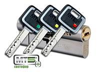 Сердцевина Mul-T-lock MT5+ 31/31 (62) - Новое поколение высокосекретных цилиндров