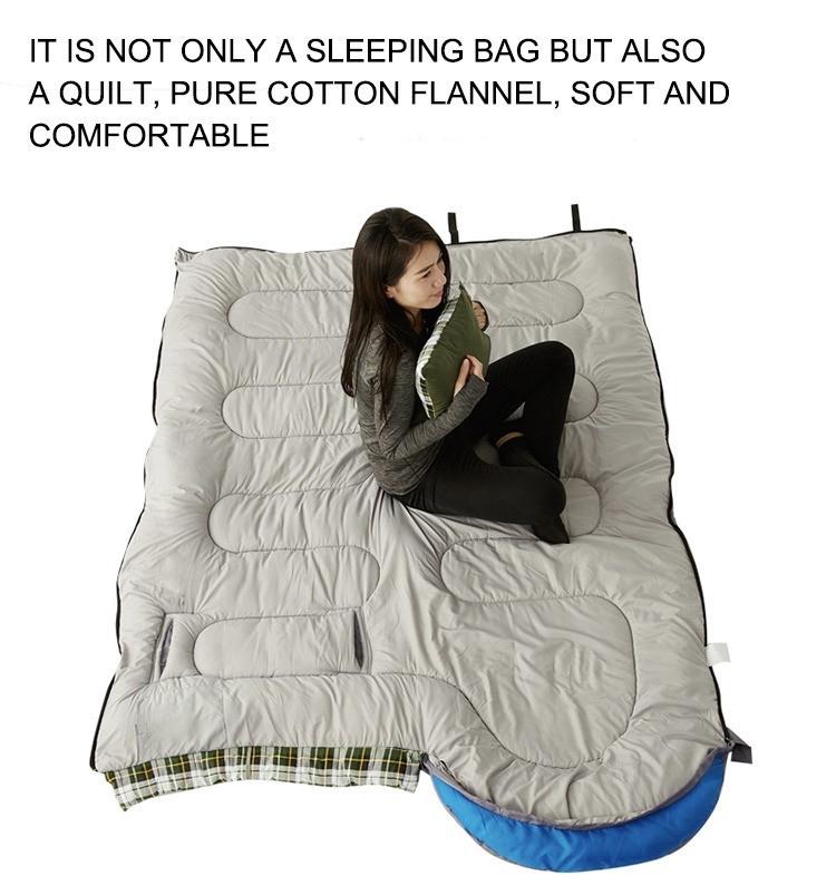 Спальный мешок Playdo (190 + 30)* 75 см - фото 4
