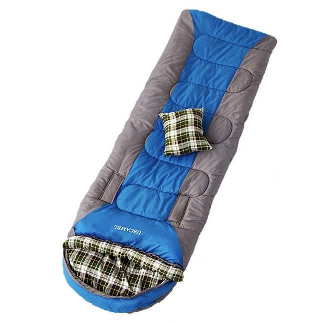 Спальный мешок Playdo (190 + 30)* 75 см - фото 1