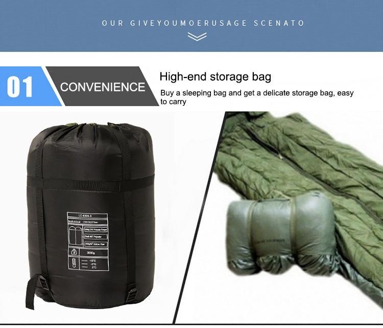 Спальный мешок Playdo (190 + 30)* 75 см - фото 8