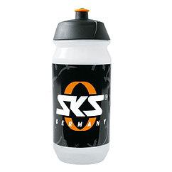 SKS  фляга Drinkinkg bottle Sks Logo - 500ml, transparent