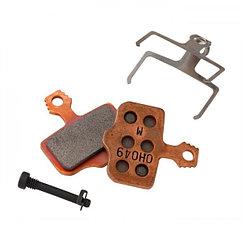 Avid  тормозные колодки disc Metal Sintered/Steel-Elixir/DB