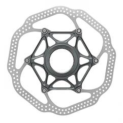 Sram  ротор  HSX Heat-Shedding CenterLock - 180mm - black