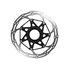 Sram  ротор Centerline 2 Piece 180mm black (includes Ti rotor bolts) Rounded