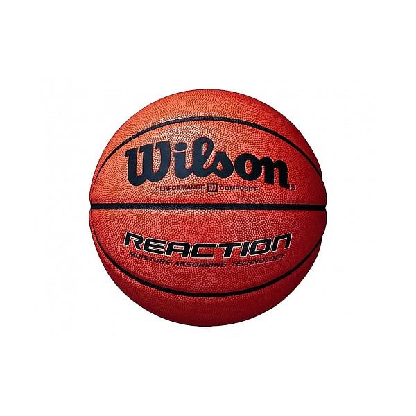 Wilson  мяч баскетбольный Reaction