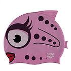 Arena  шапочка для плавания детская Fish, фото 3