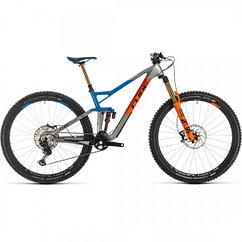 Велосипед двухподвес Cube Stereo 150 C:62 SL 29 (2020)