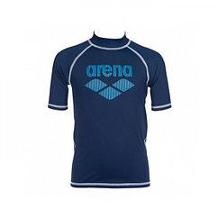 Arena  футболка для плавания детская с коротким рукавом Rash