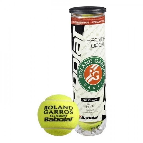 Babolat  мячи теннисные Ballrg/Foac x4 (18)