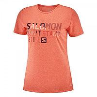 Salomon футболка женская Comet classic
