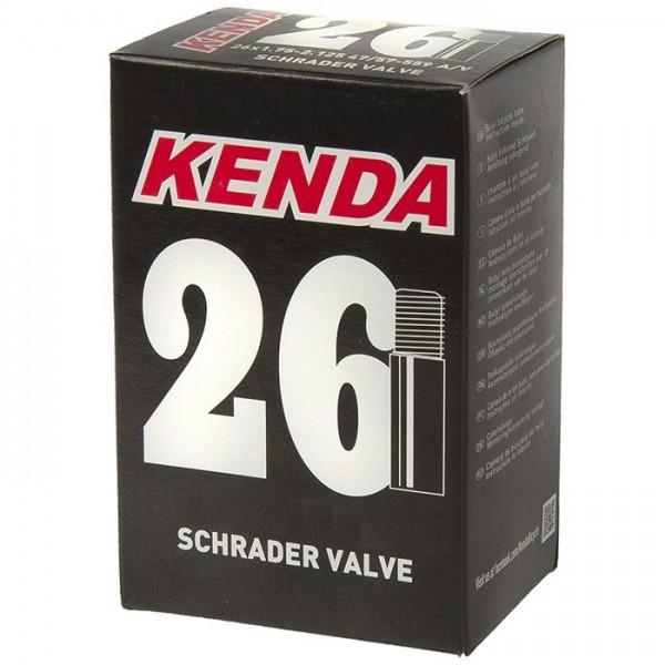 Велокамера Kenda A/V 26x1.75-2.125, 47/57-559