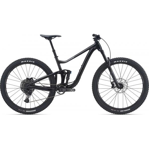 Двухподвесный велосипед Giant Trance X 29 3 (2021)