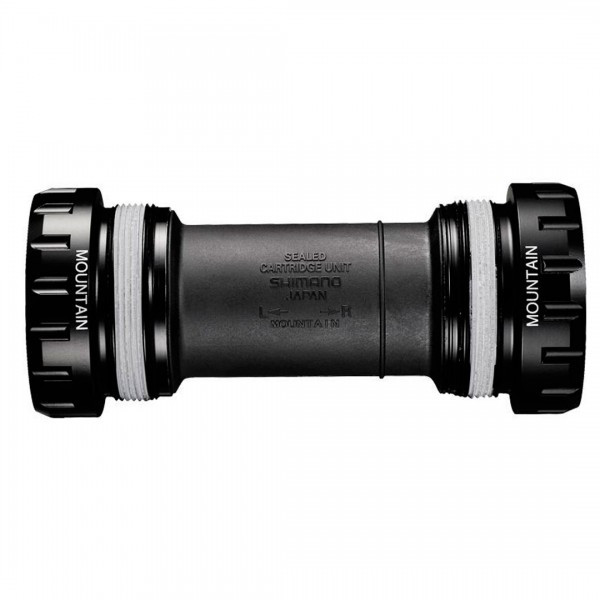 Shimano  каретка MT800 XT R- L adapter (BSA), bearing, inner cover, ETC, W/TL-FC25,
