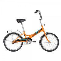 Складной велосипед Novatrack TG-20 Стальная рама