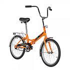 Складной велосипед Novatrack TG-20 Стальная рама, фото 2
