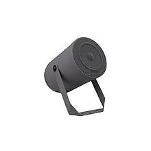 Компактный промышленный громкоговоритель, диапазон частот 100 Гц - 18000 Гц, мощность 100 V / 5 - 10 - 16 W