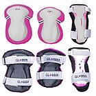 Защита детская Globber Set (25-50 кг) 6-10 лет, фото 2