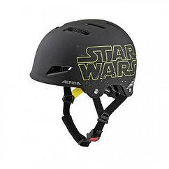 Велошлем Alpina Park Jr. Star Wars 51-55