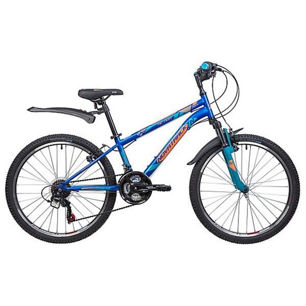 """Подростковый велосипед Novatrack Action 24"""" (2020)"""