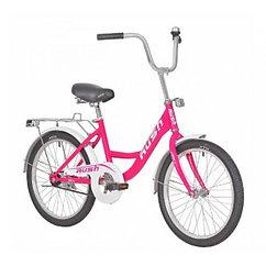 """Детский велосипед для девочки 7-9 лет RUSH CITY300 20"""""""